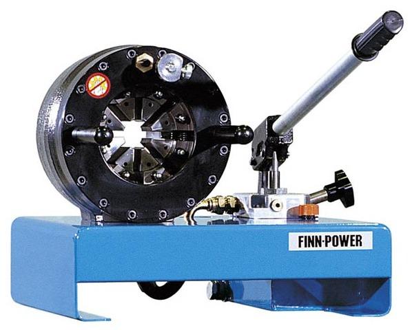(Español) Finn-Power P20AP